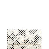Kate Spade Tiny Leopard Dot Ipad Air Keyboard Folio Sand Dollar ONE