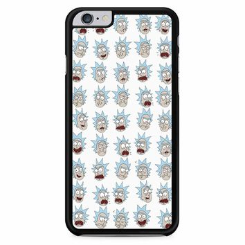 Rick And Morty - Ricks Face iPhone 6 Plus / 6s Plus Case