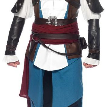 Assassin's Creed IV, Deluxe Edward Costume for Men