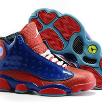 Men's Nike Air Jordan 13 Retro Spiderman Limited Edition