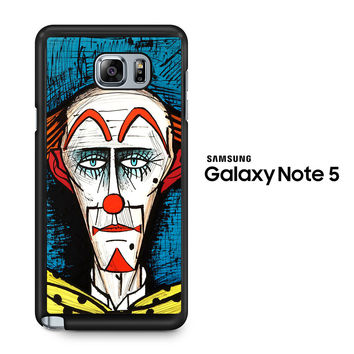 Bernard Buffet Classic Paint Samsung Galaxy Note 5 Case