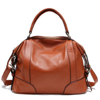 Miranda Leather Shopper