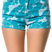 The Bianca Shorts in Hotel Del Rey