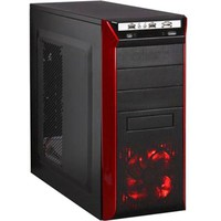 Rosewill - System Cabinet - Black - Black