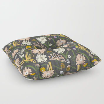 Darby Floor Pillow by Heather Dutton
