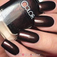 Color Club Nothing But Truffle Nail Polish