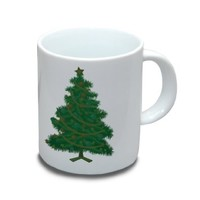 Magical Christmas Tree Mug