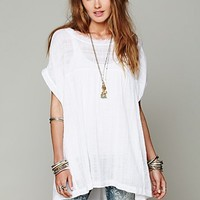 Free People Womens Breezy Tunic