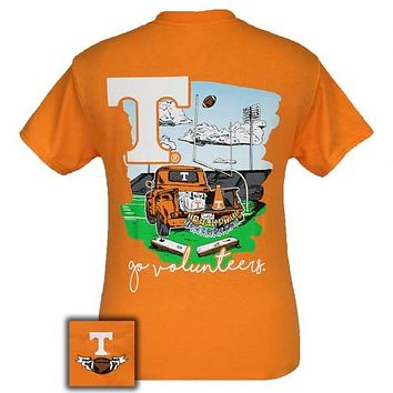 Tennessee Vols Volunteer Knoxville Tailgate & Touchdowns Party T-Shirt