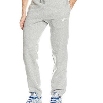 Nike Men's Sportswear Cuffed Fleece Sweatpants