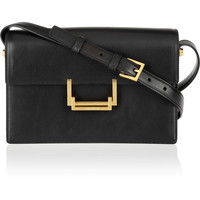 Saint Laurent - Lulu leather shoulder bag