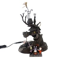 Department 56 House LOCK SHOCK AND BARREL Nightmare Before Christmas 6001201
