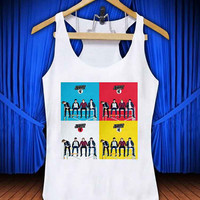 5 Second Of Summer  Full Color #thetengtop for Tank Top Mens and Tank Top Girls custom