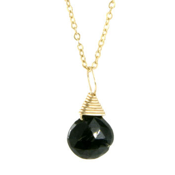 Spinel Gemstone Necklace