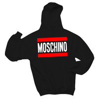 Moschino Hooded Sweatshirt