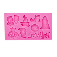 Halloween Silicone Mold Tool