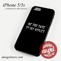 American Horror Story Tate Langdon Phone case for iPhone 4/4s/5/5c/5s/6/6s/6 plus