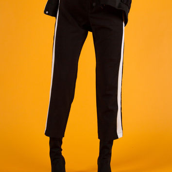 Back to School Track Trousers