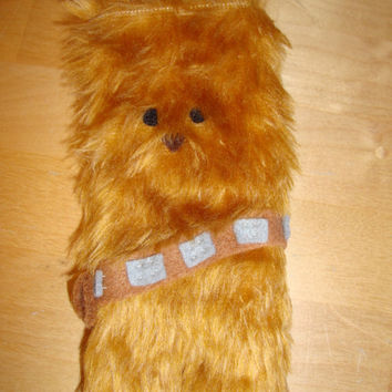 Chewbacca Phone case - Furry wookie phone, ipod, gadget cover case - Star wars Fans