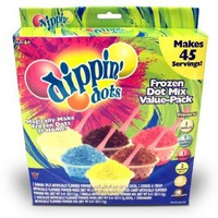 Dippin' Dots Frozen Dot Mix Value-Pack