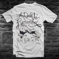 T-shirts for Men and Women Harry Potter T-shirts A Day to Remember T-shirts