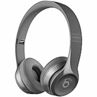 Beats by Dr. Dre Solo3 Wireless On-Ear Headphones - Gloss Black - Stereo - Gloss Black - Mini-phone - Wired/Wireless - Bluetooth - Over-the-head - Binaural - Circumaural