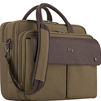 SOLO Executive Briefcase - eBags.com
