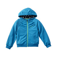 Nike Dri-FIT Sport Essentials Full-Zip Toddler Girls' Hoodie