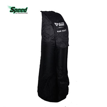 PGM Brand Golf Bag Rain Cover Waterproof Anti-ultraviolet Sunscreen Anti-static Raincoat Dust Bag Protection Cover 2 Color
