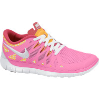Nike Free 5.0 Girls' Running Shoe