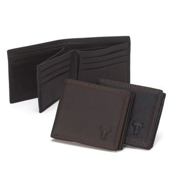 Men Leather Wallet [9026235395]