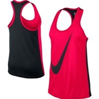 Nike Women's Swoosh Out Training Tank Top