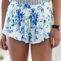Dreamy Shorts Floral