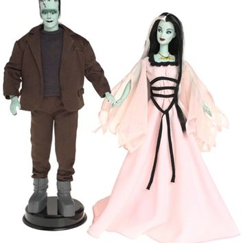 Mattel - The Munsters Barbie & Ken Giftset - Barbie Doll