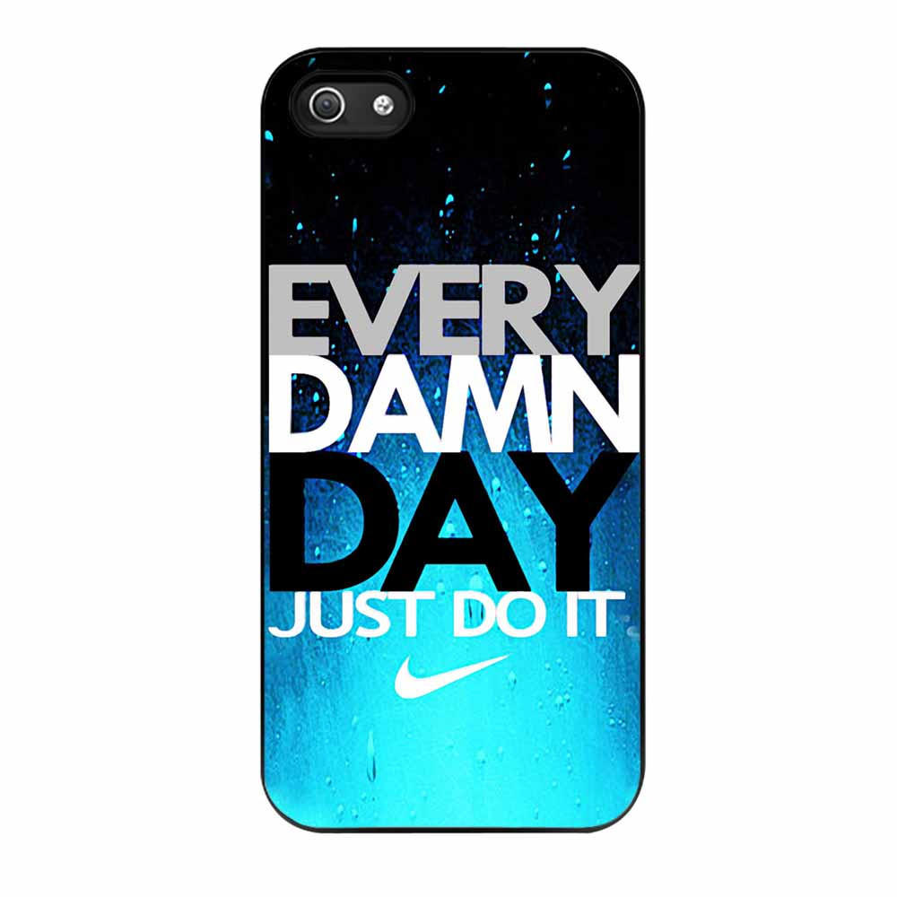 Every Damn Day Nike IPhone 5s Case From Beauty Free