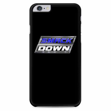 Wwe Smackdown Logo iPhone 6 Plus / 6s Plus Case