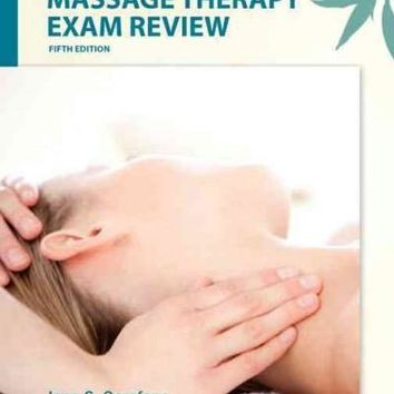 Pearson's Massage Therapy Exam Review (Pearson's Massage Therapy Exam Review)