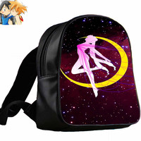 Sailor Moon Galaxy   for Backpack / Custom Bag / School Bag / Children Bag / Custom School Bag