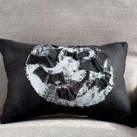 FULL MOON BATS LUMBAR PILLOW