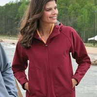 Stretch Hooded Jacket - Buy Cheap Tri-Mountain Bonded Hooded Jacket