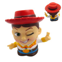 Toy Story JESSIE Coin Piggy Money Bank Figure