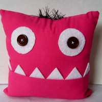 Pink Tooth Fairy pillow (or gift card holder)