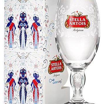Stella Artois 2018 Limited Edition Mexico Chalice 33cl