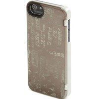 SCRIBBLE MIRROR IPHONE 5 CASE