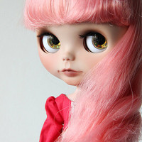 Gretel. OOAK Customized Blythe doll