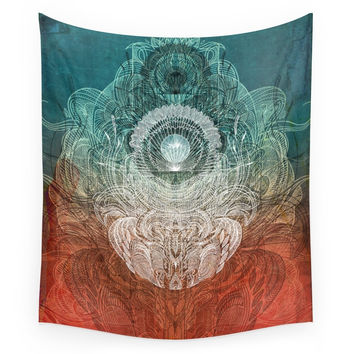 Society6 Watching Over You Wall Tapestry