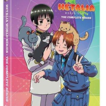 Todd Haberkorn & Christopher Bevins & Scott Sager-Hetalia: World Series - The Complete Series