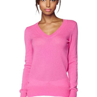 Lilly Pulitzer Kelley V-Neck Cashmere Sweater