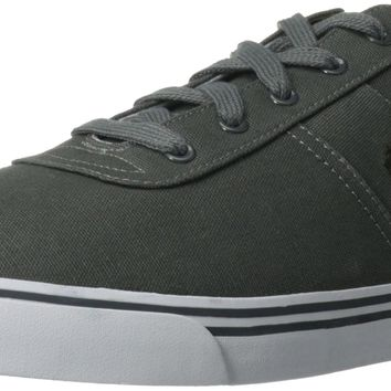 Polo Ralph Lauren Men's Hanford Fashion Sneaker Deep Grey/Deep Loden 14 D(M) US '