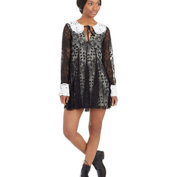 Free People Talk the Talk Dress